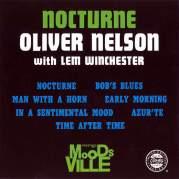 Обложка альбома Nocturne, Музыкальный Портал α