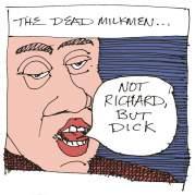 Обложка альбома Not Richard, But Dick, Музыкальный Портал α