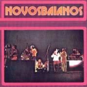 Обложка альбома Novos Baianos, Музыкальный Портал α