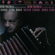 Обложка альбома Nuevo Tango: Hora Zero, Музыкальный Портал α