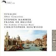 Обложка альбома Oboe Concertos, Музыкальный Портал α