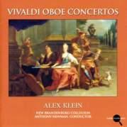 Oboe Concertos (New Brandenburg Collegium feat. conductor: Anthony Newman, oboe: Alex Klein), Музыкальный Портал α