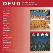 Oh No It's Devo / Freedom of Choice, Музыкальный Портал α
