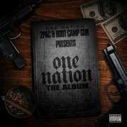Обложка альбома One Nation, Музыкальный Портал α
