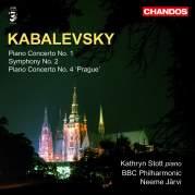 Piano Concerto no. 1 / Symphony no. 2 / Piano Concerto no. 4 Prague, Музыкальный Портал α