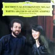 Обложка альбома Piano Concertos 1 & 2, Музыкальный Портал α
