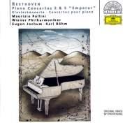 """Обложка альбома Piano Concertos 2 & 5 """"Emperor"""", Музыкальный Портал α"""