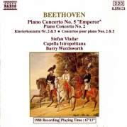 Обложка альбома Piano Concertos nos. 2 & 5, Музыкальный Портал α