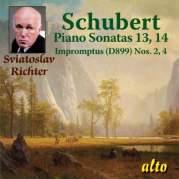 Piano Sonatas nos. 13 & 14 / Impromptus nos. 2 & 4, Музыкальный Портал α