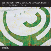 Обложка альбома Piano Sonatas: Op. 22 / Op. 31 no. 3 / Op. 101, Музыкальный Портал α