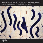 Piano Sonatas: Op. 57 Appassionata / Op. 10 no. 3 / Op. 7, Музыкальный Портал α