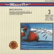 Обложка альбома Piano Sonatas, Volume I, Музыкальный Портал α