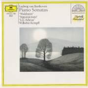 """Обложка альбома Piano Sonatas """"Waldstein"""" / """"Appassionata"""" / """"Les Adieux"""", Музыкальный Портал α"""