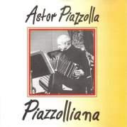 Обложка альбома Piazzolliana, Музыкальный Портал α