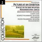Обложка альбома Pictures at an Exhibition / A Night on the Bare Mountain / Khovanshchina Dances, Музыкальный Портал α