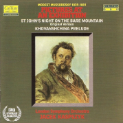 Pictures at an Exhibition, St John's Night on the Bare Mountain, Khovanshchina Prelude (London Symphony Orchestra feat. conductor: Jacek Kaspszyk), Музыкальный Портал α