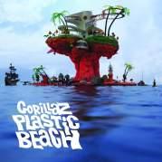 Обложка альбома Plastic Beach, Музыкальный Портал α