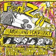 Обложка альбома Playground Psychotics, Музыкальный Портал α