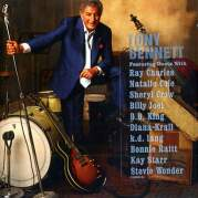Обложка альбома Playin' With My Friends: Bennett Sings the Blues, Музыкальный Портал α