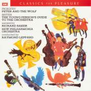 Обложка альбома Prokofiev: Peter and the Wolf / Britten: The Young Person's Guide to the Orchestra, Музыкальный Портал α