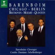Обложка альбома Quintets (Chicago - Berlin), Музыкальный Портал α