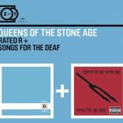 Обложка альбома Rated R + Songs for the Deaf, Музыкальный Портал α