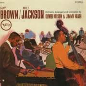Обложка альбома Ray Brown / Milt Jackson, Музыкальный Портал α