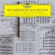 Обложка альбома Recomposed by Max Richter: Vivaldi – The Four Seasons, Музыкальный Портал α