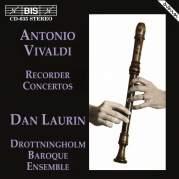 Обложка альбома Recorder Concertos, Музыкальный Портал α