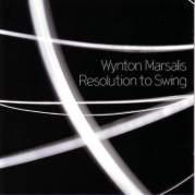 Обложка альбома Resolution to Swing, Музыкальный Портал α