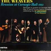Обложка альбома Reunion at Carnegie Hall - 1963, Музыкальный Портал α