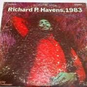 Обложка альбома Richard P. Havens, 1983, Музыкальный Портал α