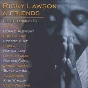 Обложка альбома Ricky Lawson & Friends: First Things 1st, Музыкальный Портал α