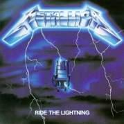 Обложка альбома Ride the Lightning, Музыкальный Портал α