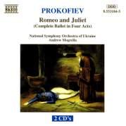 Обложка альбома Romeo and Juliet (Complete Ballet in Four Acts), Музыкальный Портал α