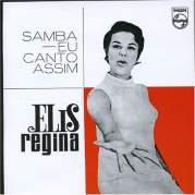 Обложка альбома Samba, eu canto assim, Музыкальный Портал α