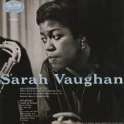 Обложка альбома Sarah Vaughan With Clifford Brown, Музыкальный Портал α