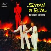 Обложка альбома Satan Is Real, Музыкальный Портал α