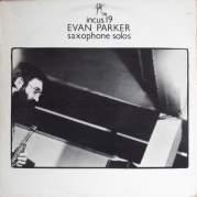 Обложка альбома Saxophone Solos, Музыкальный Портал α