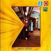 Обложка альбома Sheet Music, Музыкальный Портал α