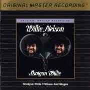 Обложка альбома Shotgun Willie / Phases and Stages, Музыкальный Портал α