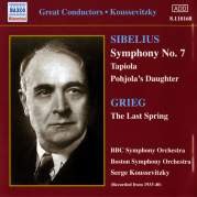 Sibelius: Symphony no. 7 / Tapiola / Pohjola's Daughter / Grieg: The Last Spring, Музыкальный Портал α