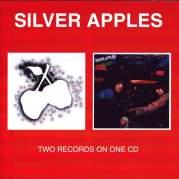 Обложка альбома Silver Apples / Contact, Музыкальный Портал α
