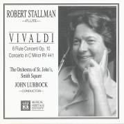 Six Flute Concerti, Op. 10 / Flute Concerto in C minor, Музыкальный Портал α