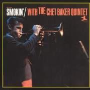 Обложка альбома Smokin' With the Chet Baker Quintet, Музыкальный Портал α