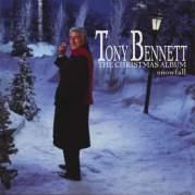 Обложка альбома Snowfall: The Tony Bennett Christmas Album, Музыкальный Портал α