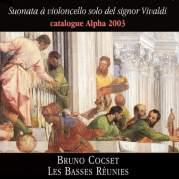 Обложка альбома Sonates pour violoncelle & basse continue, Музыкальный Портал α