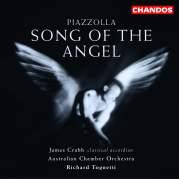 Обложка альбома Song of the Angel, Музыкальный Портал α