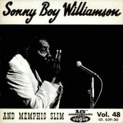 Sonny Boy Williamson and Memphis Slim, Музыкальный Портал α