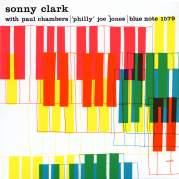 Обложка альбома Sonny Clark Trio, Музыкальный Портал α